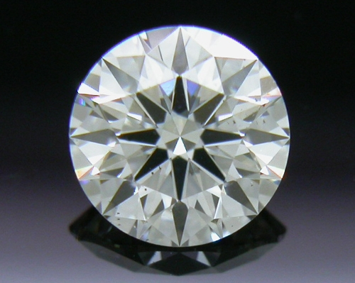 0.311 ct H SI1 A CUT ABOVE® Hearts and Arrows Super Ideal Round Cut Loose Diamond