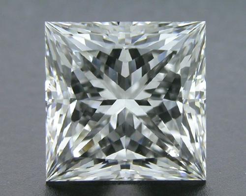 2.073 ct H VS1 A CUT ABOVE® Princess Super Ideal Cut Diamond