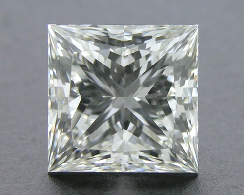 1.062 ct I VVS1 A CUT ABOVE® Princess Super Ideal Cut Diamond