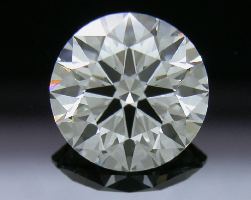 1.26 ct I VS2 A CUT ABOVE® Hearts and Arrows Super Ideal Round Cut Loose Diamond