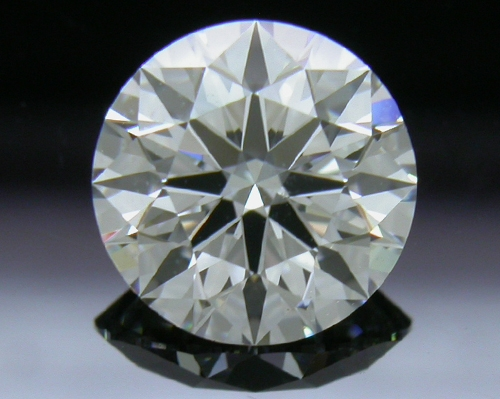 0.91 ct G VS1 A CUT ABOVE® Hearts and Arrows Super Ideal Round Cut Loose Diamond