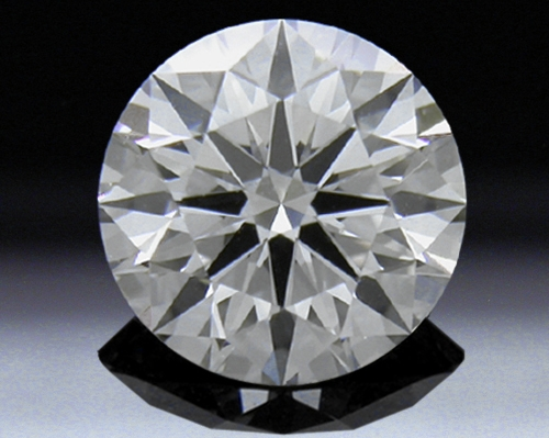 0.90 ct F VS1 A CUT ABOVE® Hearts and Arrows Super Ideal Round Cut Loose Diamond