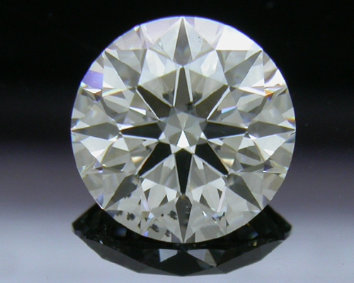 0.86 ct H SI1 A CUT ABOVE® Hearts and Arrows Super Ideal Round Cut Loose Diamond