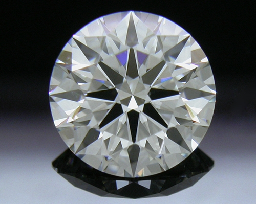 1.286 ct G VVS2 A CUT ABOVE® Hearts and Arrows Super Ideal Round Cut Loose Diamond