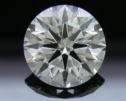 1.287 ct H VS1 A CUT ABOVE® Hearts and Arrows Super Ideal Round Cut Loose Diamond