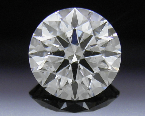 0.57 ct H SI2 A CUT ABOVE® Hearts and Arrows Super Ideal Round Cut Loose Diamond