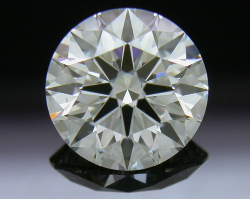 1.222 ct H SI1 A CUT ABOVE® Hearts and Arrows Super Ideal Round Cut Loose Diamond