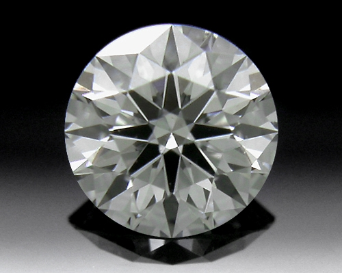 0.428 ct I VS2 A CUT ABOVE® Hearts and Arrows Super Ideal Round Cut Loose Diamond