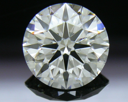 1.24 ct G VS2 A CUT ABOVE® Hearts and Arrows Super Ideal Round Cut Loose Diamond