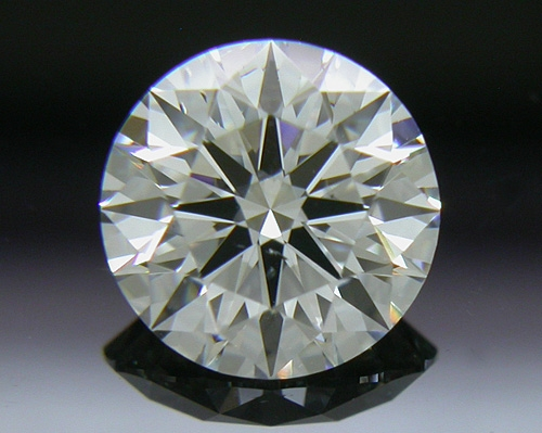 0.718 ct G SI1 A CUT ABOVE® Hearts and Arrows Super Ideal Round Cut Loose Diamond