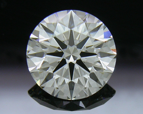 1.214 ct G VS1 A CUT ABOVE® Hearts and Arrows Super Ideal Round Cut Loose Diamond