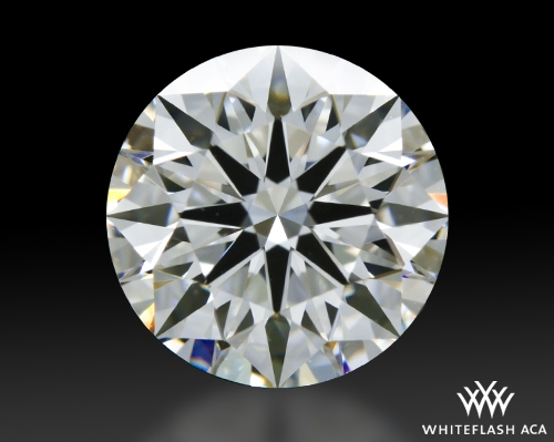 1.53 ct G VVS1 A CUT ABOVE® Hearts and Arrows Super Ideal Round Cut Loose Diamond