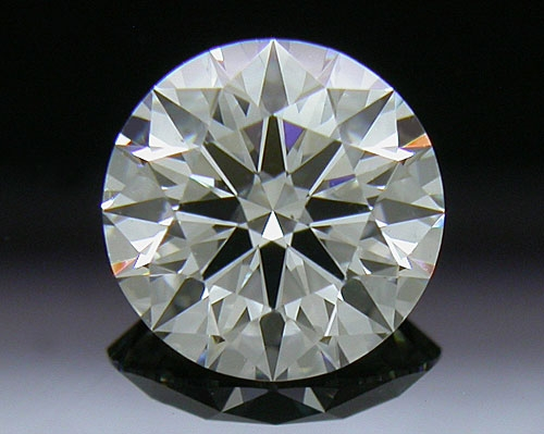 0.74 ct H VS2 A CUT ABOVE® Hearts and Arrows Super Ideal Round Cut Loose Diamond
