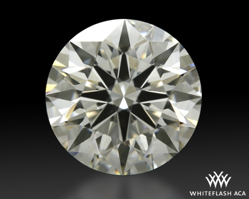 1.703 ct I VS2 A CUT ABOVE® Hearts and Arrows Super Ideal Round Cut Loose Diamond