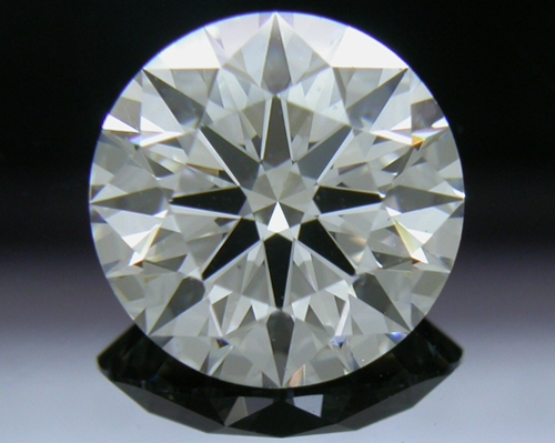 1.715 ct F VS2 A CUT ABOVE® Hearts and Arrows Super Ideal Round Cut Loose Diamond