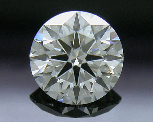 0.621 ct H VS2 A CUT ABOVE® Hearts and Arrows Super Ideal Round Cut Loose Diamond