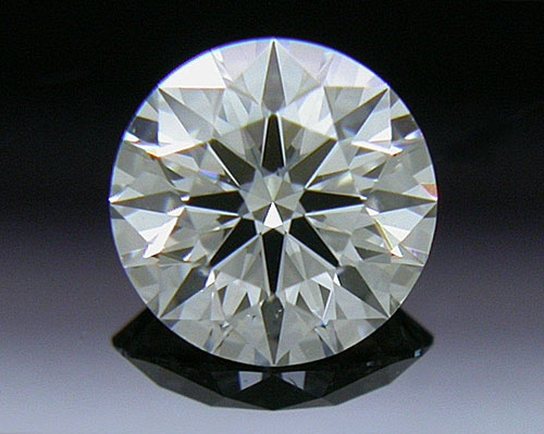 0.41 ct G VS2 A CUT ABOVE® Hearts and Arrows Super Ideal Round Cut Loose Diamond
