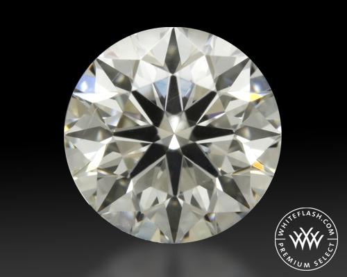 0.521 ct H SI1 Premium Select Round Cut Loose Diamond