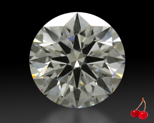 0.514 ct F VS2 Expert Selection Round Cut Loose Diamond