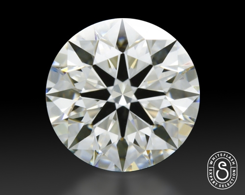 0.912 ct H VS1 Expert Selection Round Cut Loose Diamond
