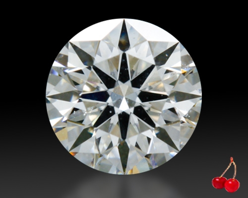 0.404 ct F SI1 Expert Selection Round Cut Loose Diamond