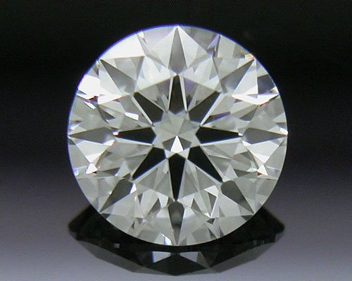 0.332 ct G VS2 A CUT ABOVE® Hearts and Arrows Super Ideal Round Cut Loose Diamond