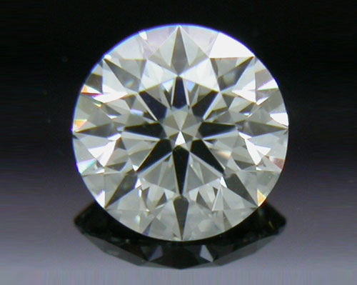 0.307 ct J VS1 A CUT ABOVE® Hearts and Arrows Super Ideal Round Cut Loose Diamond