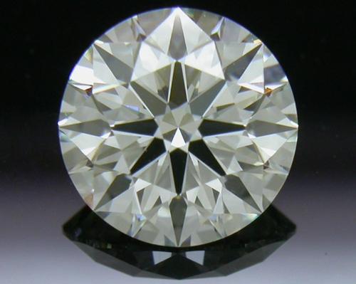 0.781 ct J VVS2 A CUT ABOVE® Hearts and Arrows Super Ideal Round Cut Loose Diamond
