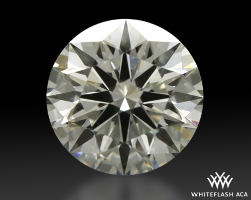 0.792 ct I VVS2 A CUT ABOVE® Hearts and Arrows Super Ideal Round Cut Loose Diamond