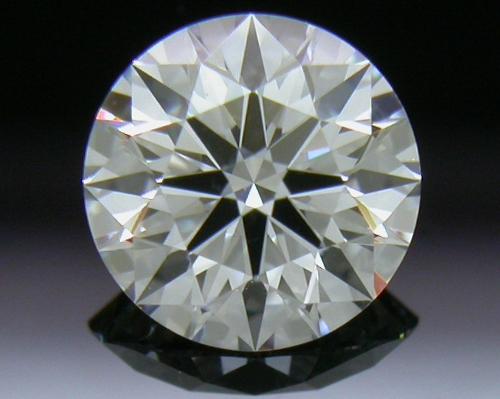 0.524 ct E VVS2 A CUT ABOVE® Hearts and Arrows Super Ideal Round Cut Loose Diamond