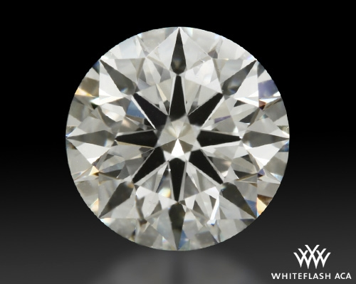1.115 ct I SI1 A CUT ABOVE® Hearts and Arrows Super Ideal Round Cut Loose Diamond