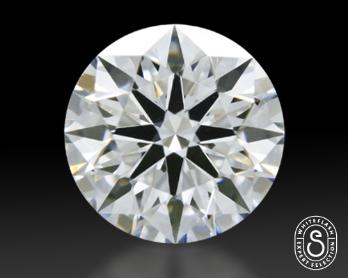 0.821 ct F VS1 Expert Selection Round Cut Loose Diamond