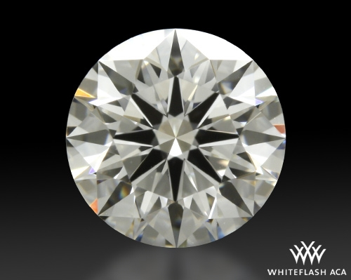 0.915 ct F VVS1 A CUT ABOVE® Hearts and Arrows Super Ideal Round Cut Loose Diamond