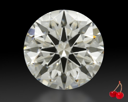 0.95 ct H VS1 Expert Selection Round Cut Loose Diamond