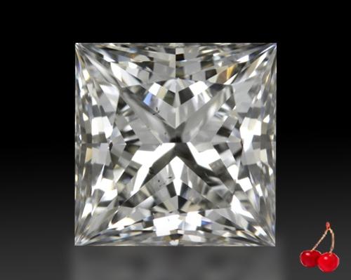 1.244 ct F SI1 Expert Selection Princess Cut Loose Diamond
