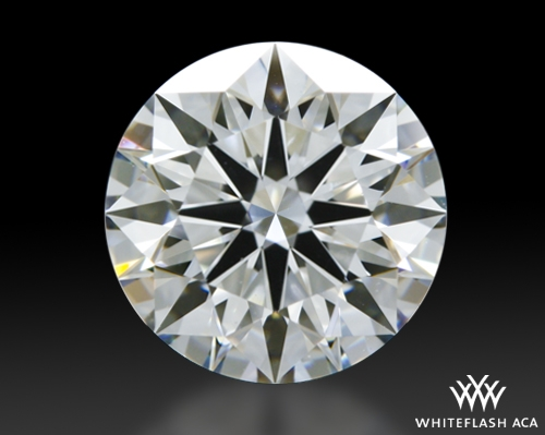 1.511 ct F VS1 A CUT ABOVE® Hearts and Arrows Super Ideal Round Cut Loose Diamond