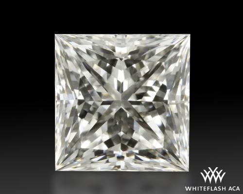 0.765 ct I VS1 A CUT ABOVE® Princess Super Ideal Cut Diamond