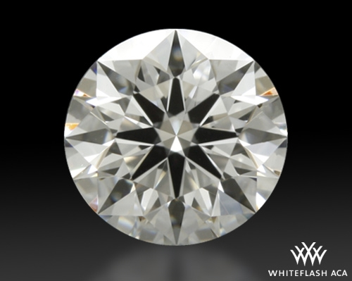 0.508 ct F VS1 A CUT ABOVE® Hearts and Arrows Super Ideal Round Cut Loose Diamond