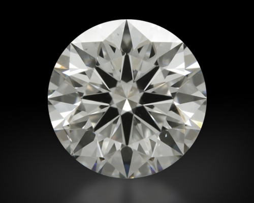 1.088 ct G SI1 A CUT ABOVE® Hearts and Arrows Super Ideal Round Cut Loose Diamond