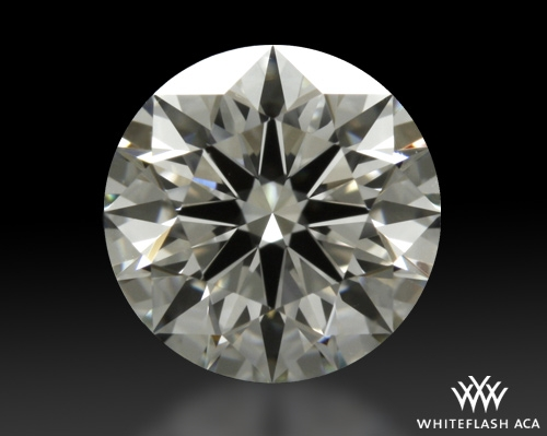 1.025 ct I VS2 A CUT ABOVE® Hearts and Arrows Super Ideal Round Cut Loose Diamond