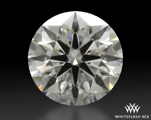 0.305 ct E VS1 A CUT ABOVE® Hearts and Arrows Super Ideal Round Cut Loose Diamond