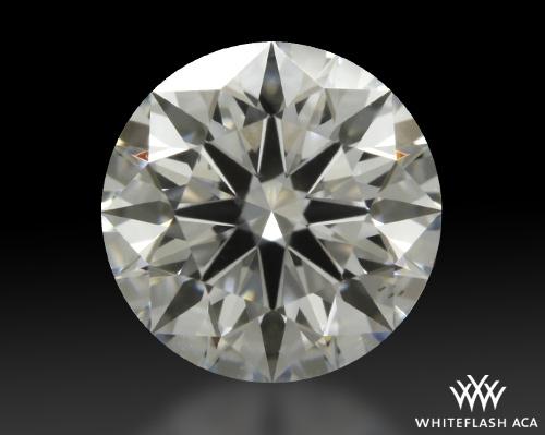 0.828 ct E VS2 A CUT ABOVE® Hearts and Arrows Super Ideal Round Cut Loose Diamond