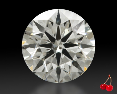 0.303 ct H SI1 Expert Selection Round Cut Loose Diamond