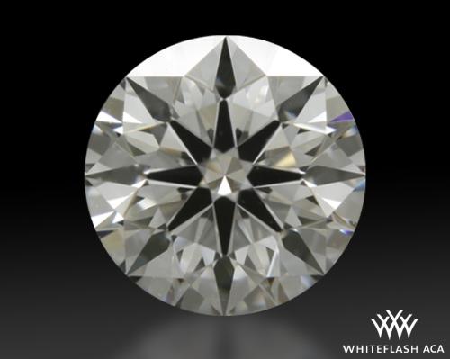 0.51 ct E VS2 A CUT ABOVE® Hearts and Arrows Super Ideal Round Cut Loose Diamond