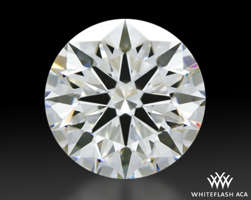 1.003 ct G VS1 A CUT ABOVE® Hearts and Arrows Super Ideal Round Cut Loose Diamond