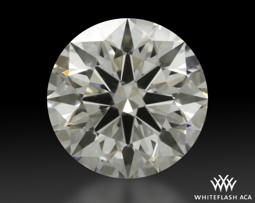 0.753 ct G VVS2 A CUT ABOVE® Hearts and Arrows Super Ideal Round Cut Loose Diamond