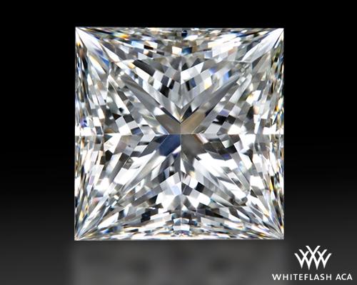 1.695 ct H VS1 A CUT ABOVE® Princess Super Ideal Cut Diamond