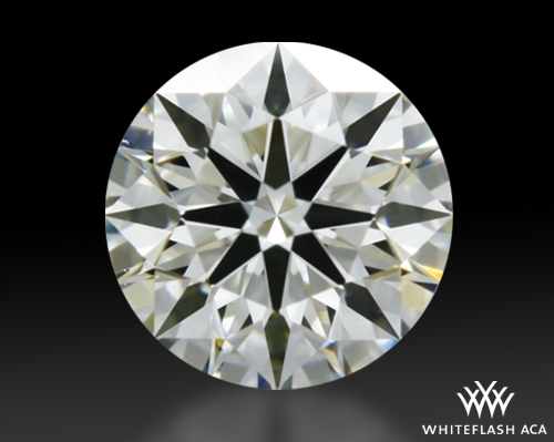 0.424 ct I VS1 A CUT ABOVE® Hearts and Arrows Super Ideal Round Cut Loose Diamond