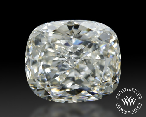 2.02 ct J SI1 Premium Select Cushion Cut Loose Diamond