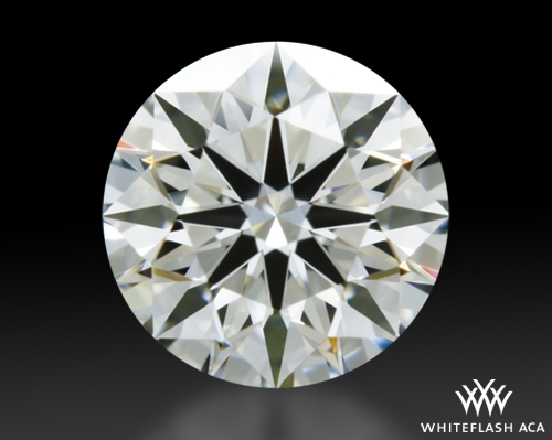 0.55 ct I VS1 A CUT ABOVE® Hearts and Arrows Super Ideal Round Cut Loose Diamond